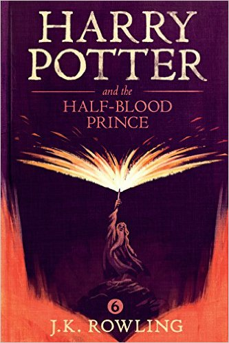 Harry Potter #6 ...and the Half-Blood Prince - Click Image to Close