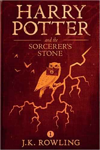 Harry Potter #1 ...and the Sorcerer's Stone - Click Image to Close